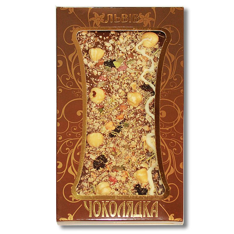 "Шоколад ""Чоколядна Рапсодия"""
