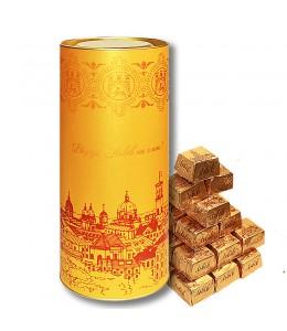 "Тубус  ""Львов графика"" с конфетами"